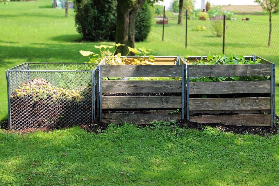 Compost, Garden, Waste, Bio, Nature, Garden Helpers