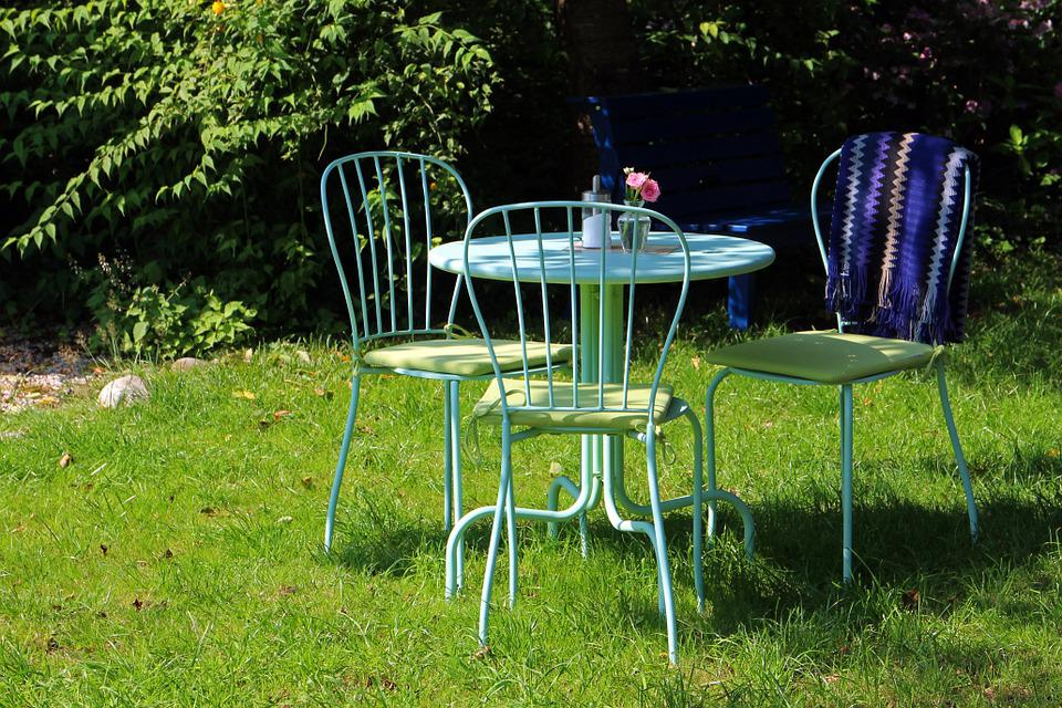 Garden, Seating Furniture, Seating Arrangement, Chairs
