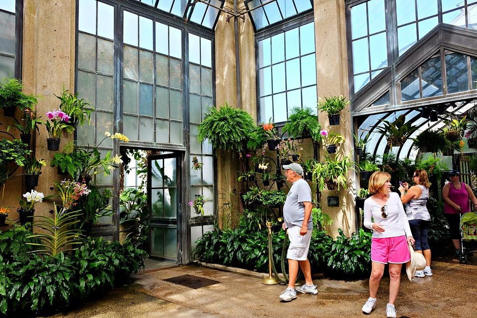 Longwood Gardens, Flowers, Garden
