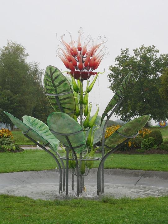 Plant, Flower, Garden, Tree, Nature, Park, Summer