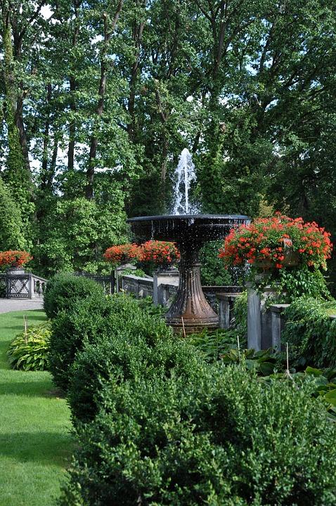 Potsdam, Sanssouci, Castle, Orangery, Park, Garden