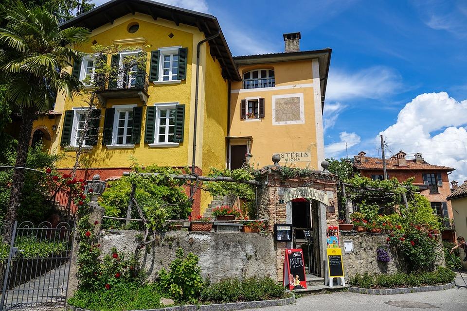 Restaurant, Garden, Terrace, Summer, Drink, Table