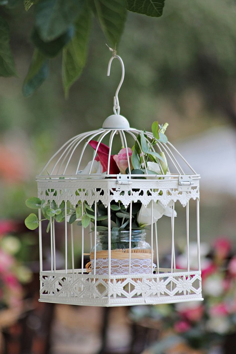 Trim, Garden, Flowers, Design, Romantic, Fragrance