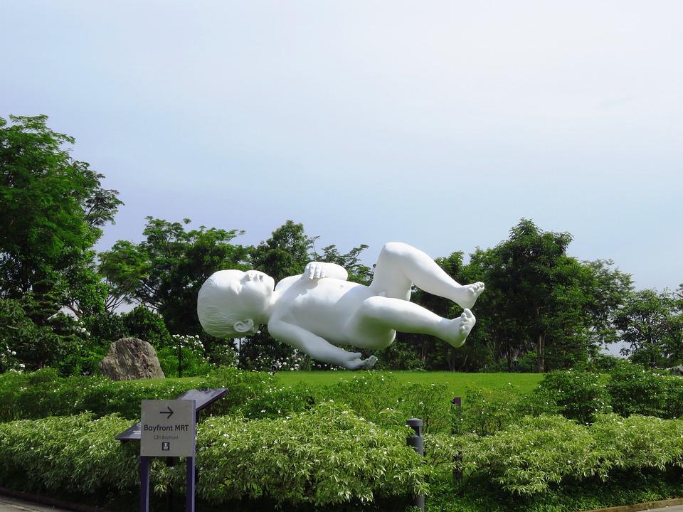 Singapore, Garden By The Bay, Marina, Tourism, Garden