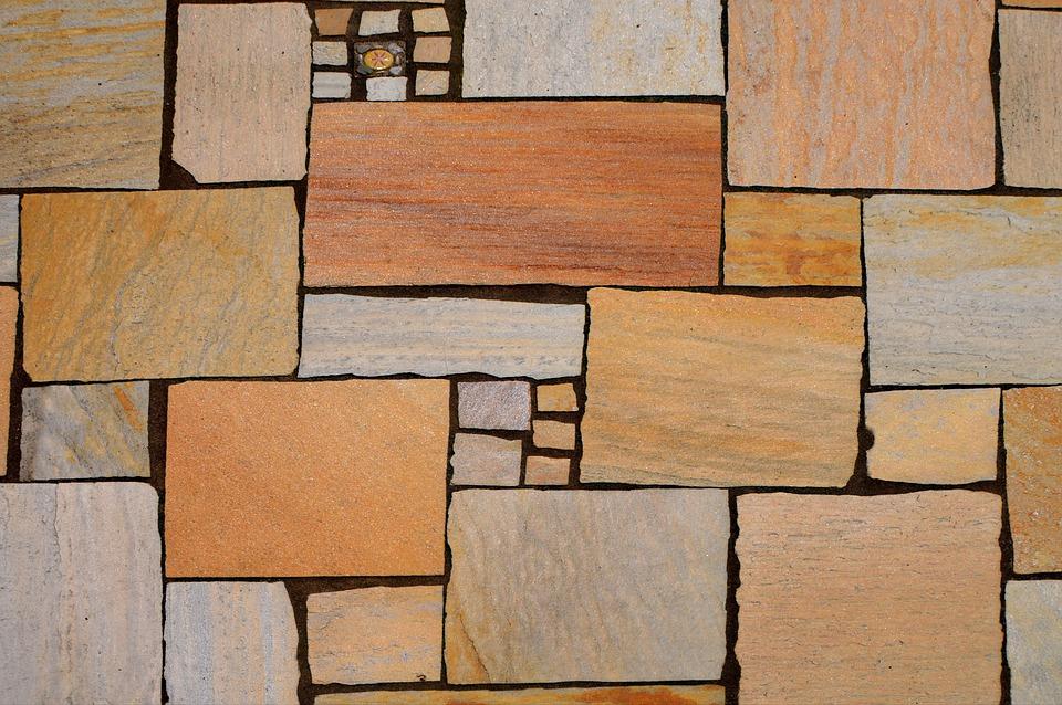 Tiles, Garden, Terrace, Patch, Ornament, Design
