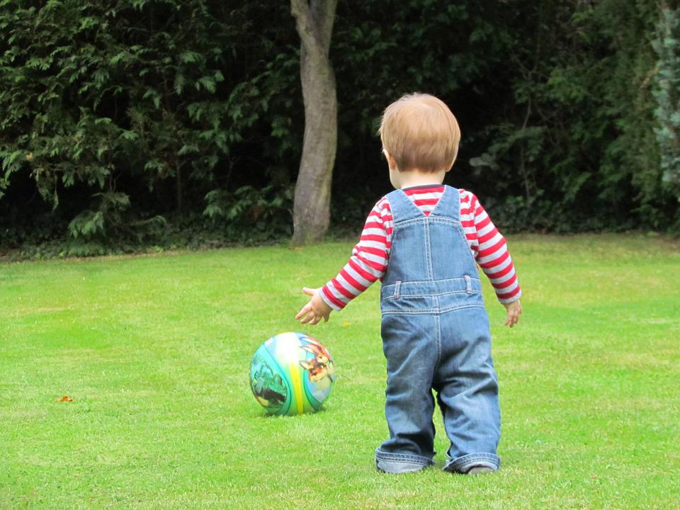 Youth, Play, Garden, Young, Playing, Fun, Child, Boy