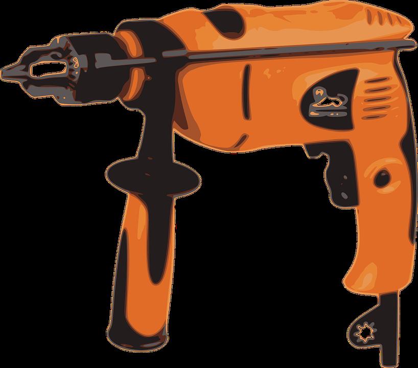Drill, Boring Machine, Power Drill, Gardening