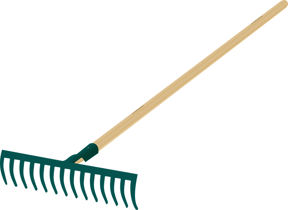 support outils de jardin