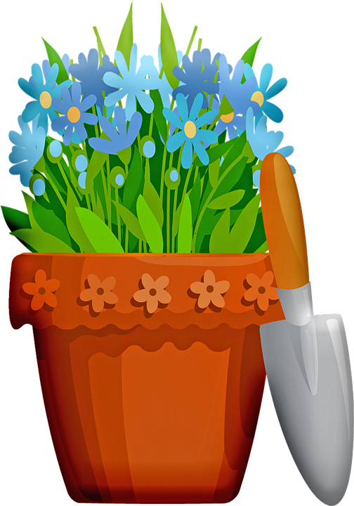 Potted Plant, Gardening, Nature, Plant, Greenhouse