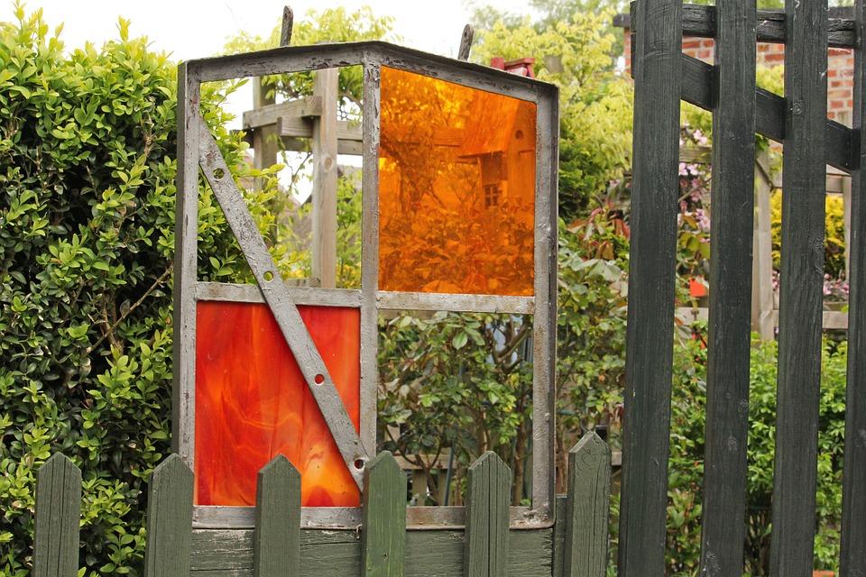 Old Barn Window, Install Window, Gartendeko, Window