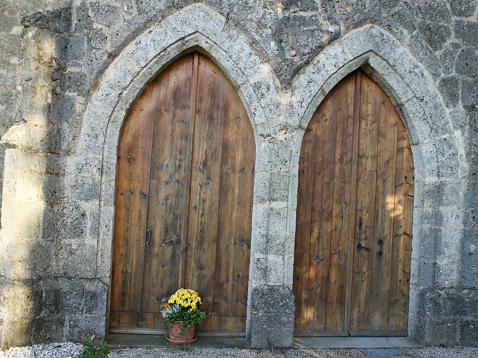 Input, Door, Double Door, Gate, Quarry Stone