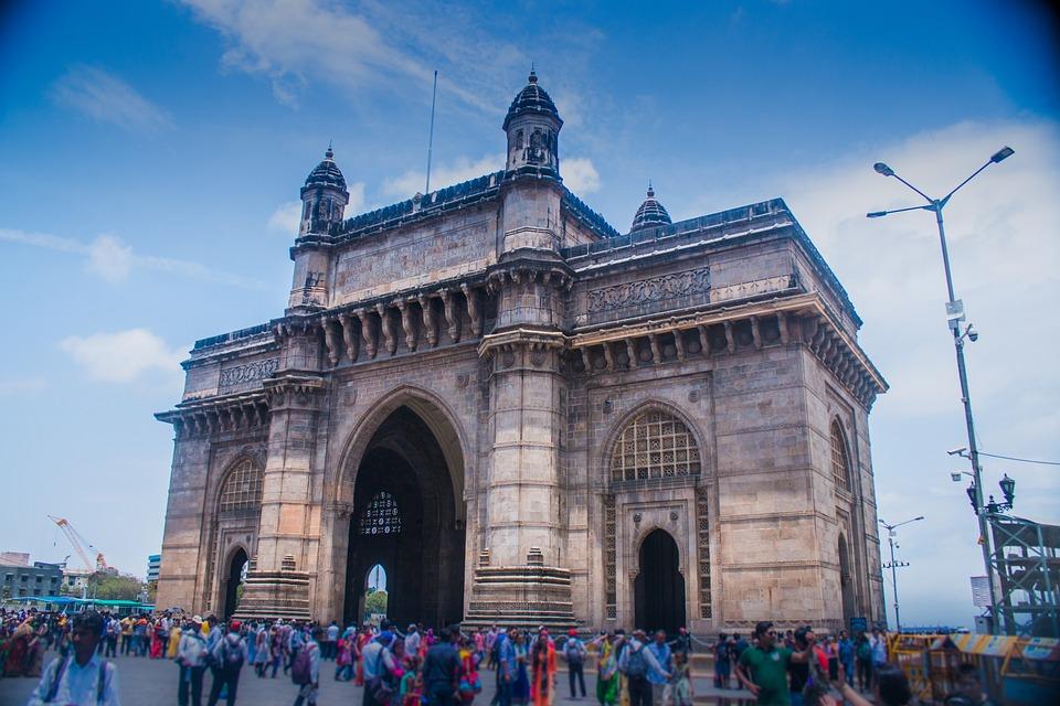 Gate Way Of India, Mumbai, Historical, Architecture