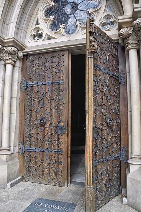 Gates, The Doors Of The Church