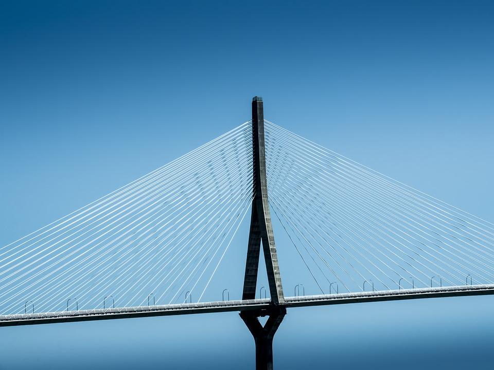 Bridge, Pendant, Novelty, Suspension Bridge, Gateway