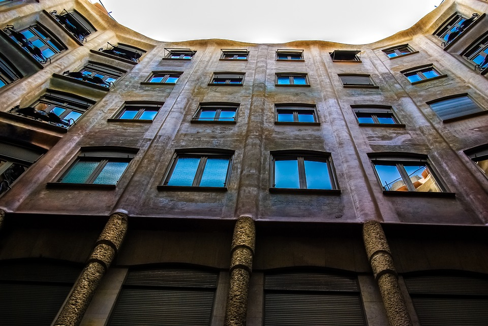 Barcelona, Building, Gaudi, Architecture, Catalonia