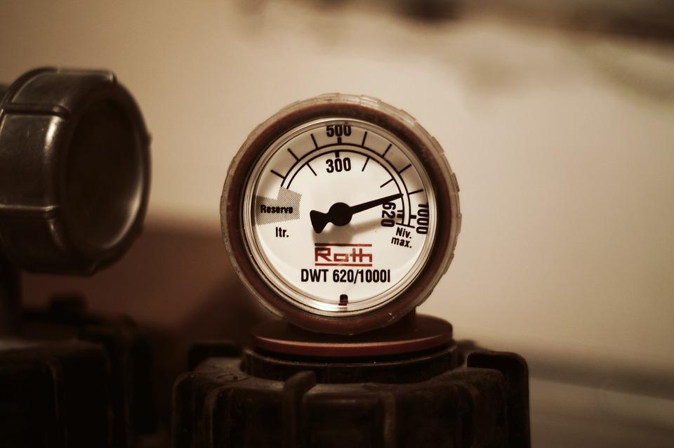 Heating, Meter, Gauge, Instrument, Measurement