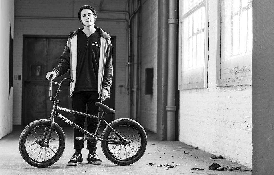 Bike, Sprocket, Bike Parts, Bmx, Red, Tire, Gear, Metal