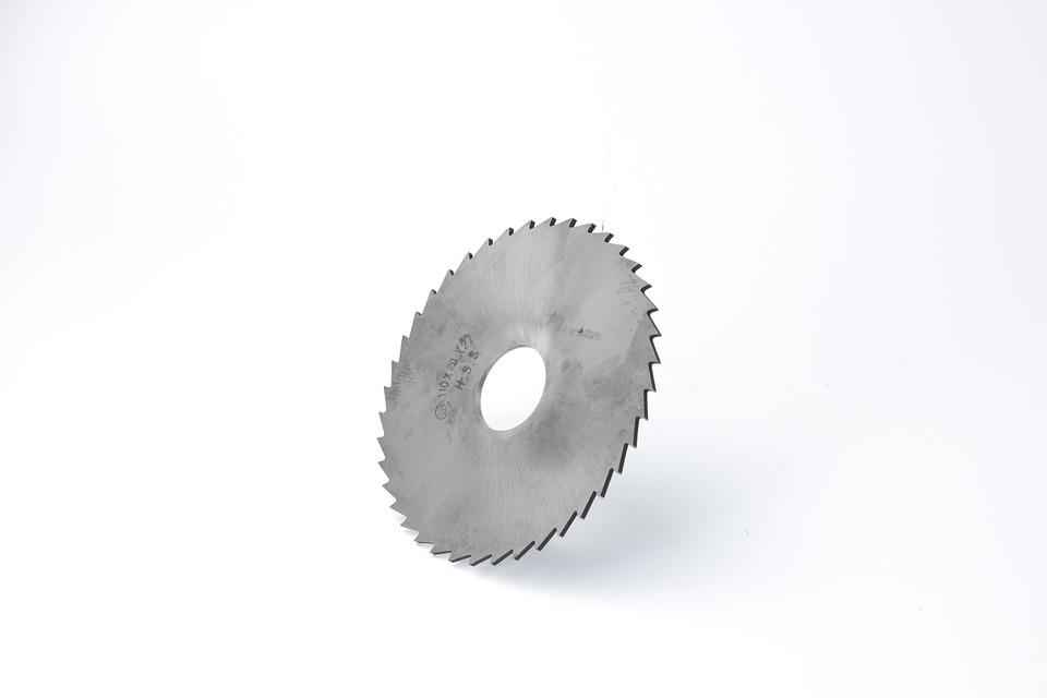 Saw Blade, Gear, Sawtooth