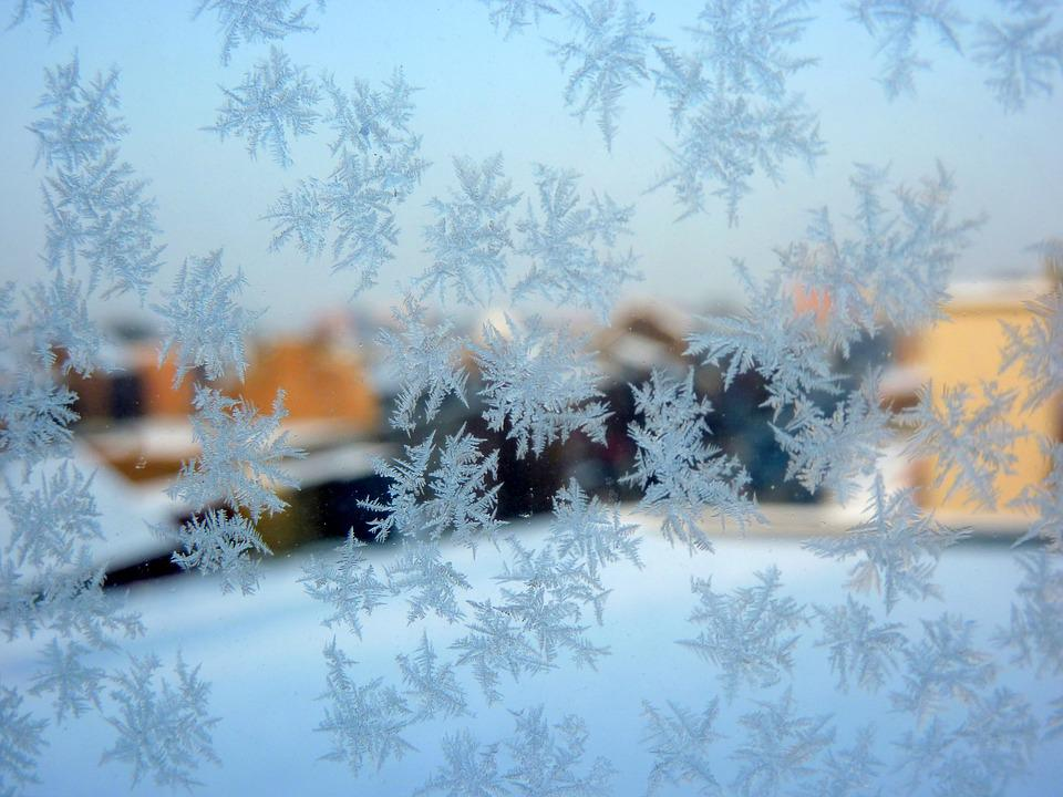 Frost, Winter, Ice Crystals, Cold, Gel
