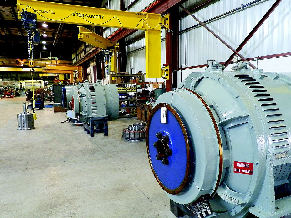 Railroad Generator, Generator Repair, Alternator Repair