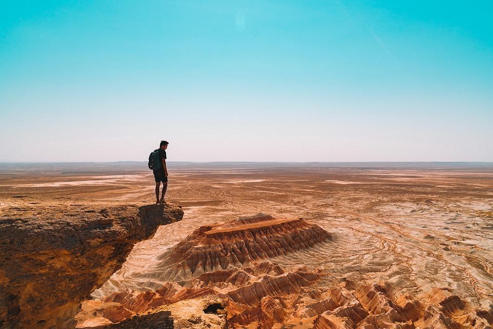 Desert, Landscape, Dry, Geology, Rock, Nature, Erosion