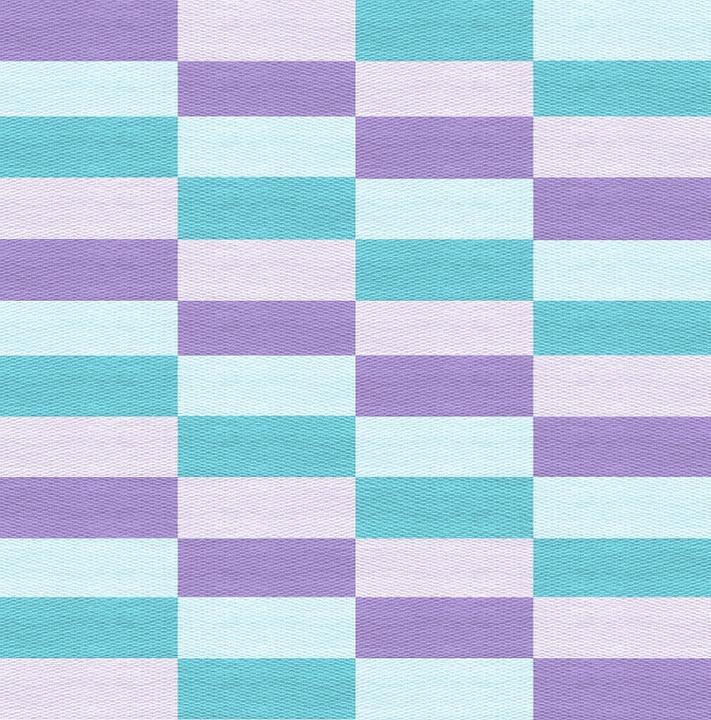 Fabric, Material, Texture, Geometric, Shape, Purple