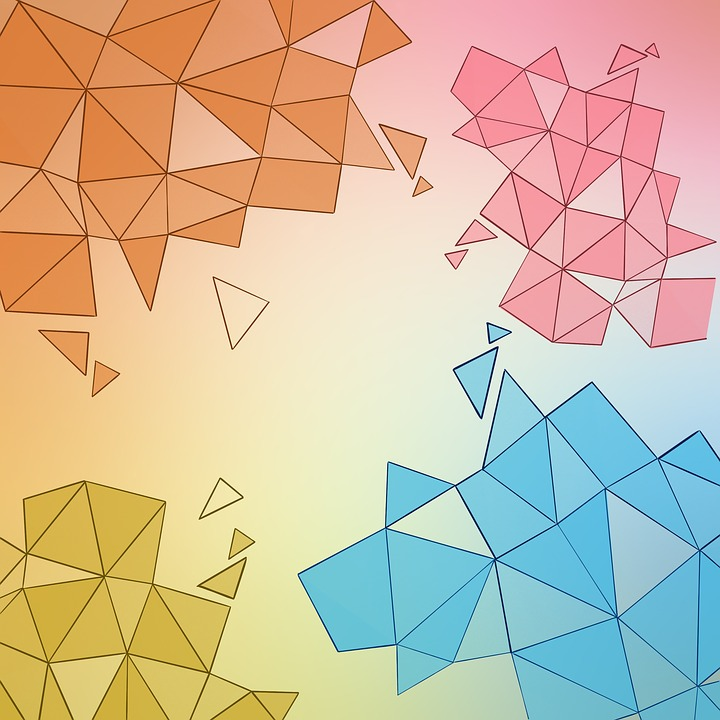 Background, Pastel, Geometric, Lines, Geometry, Shades