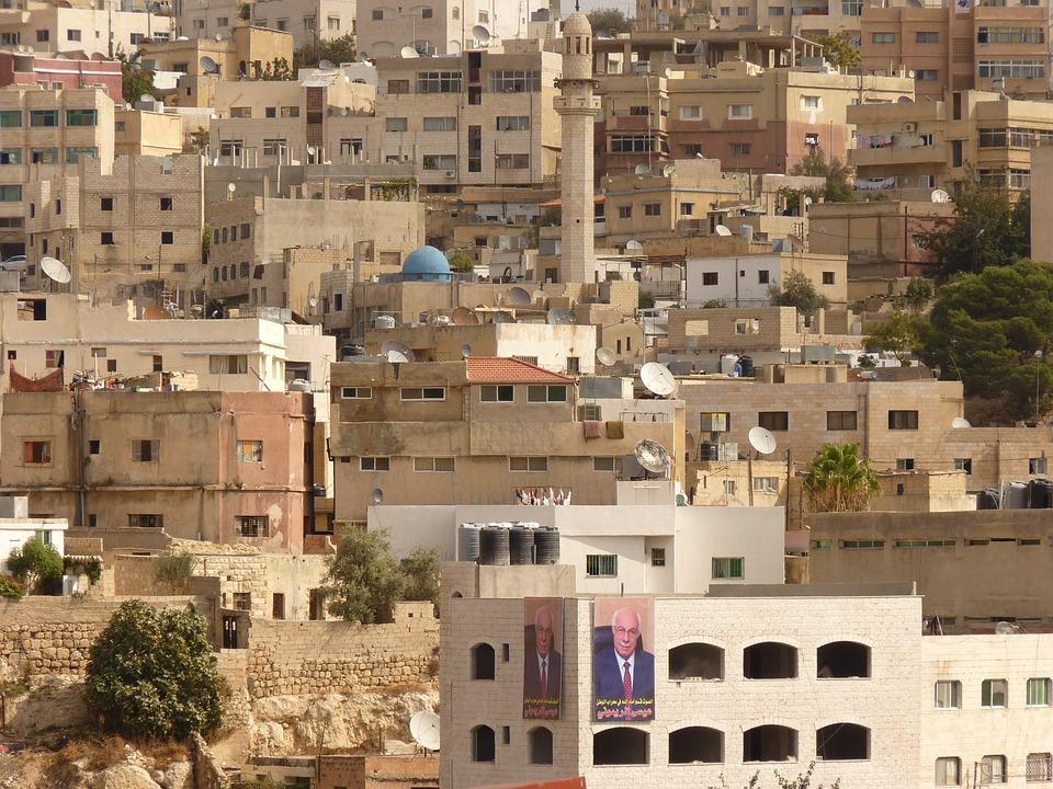 Gerasa, Jerash, Jordan, Holiday, Travel, Middle East