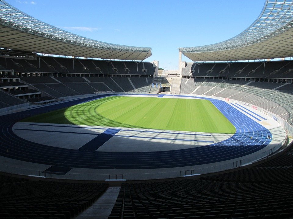 The Olympic Stadium, German, Berlin