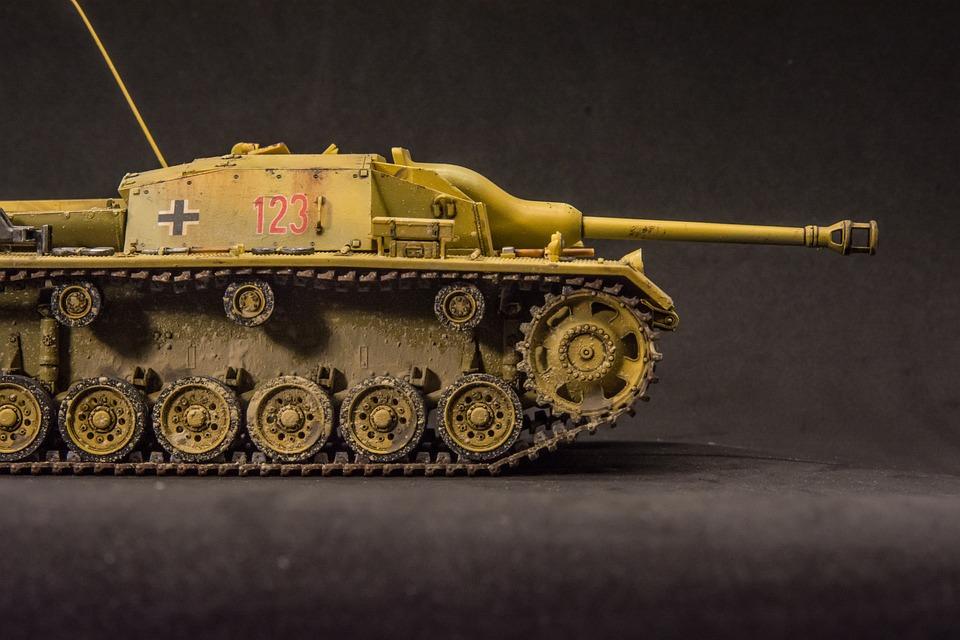 Scale Model, Tank, Ww2, Stug, Model, Miniature, German