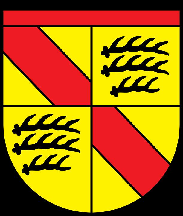 Baden-baden, Coat Of Arms, Emblem, Germany