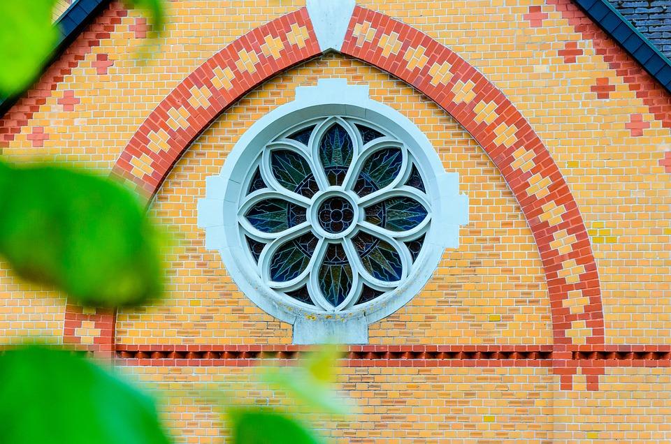 Church, Building, Germany, Triberg