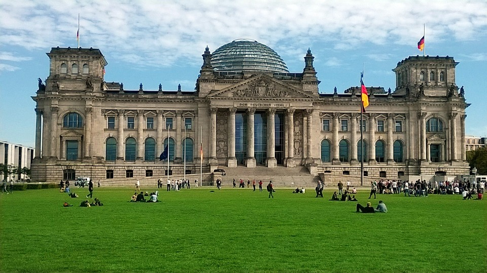 Berlin, Germany, Architecture, Park, Europe
