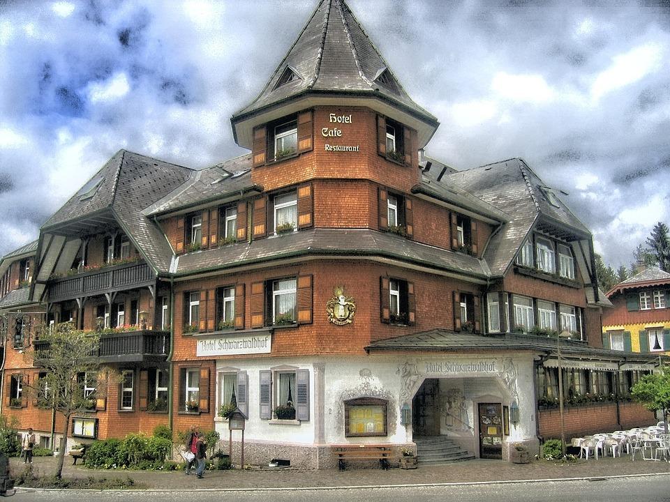 Home, Hotel, Black Forest, Germany, Hinterzarten