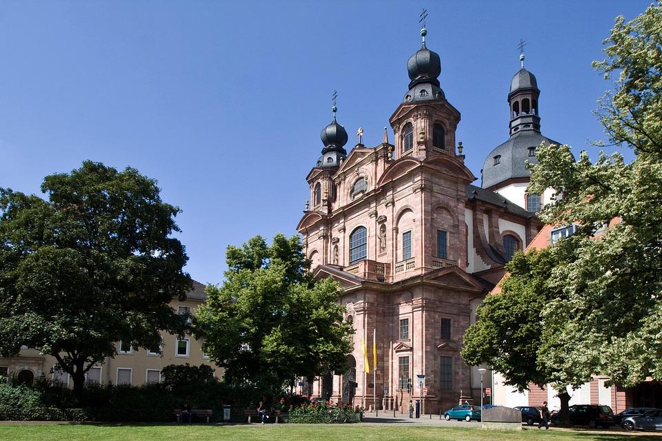 Jesuit Church, Church, Mannheim, Germany