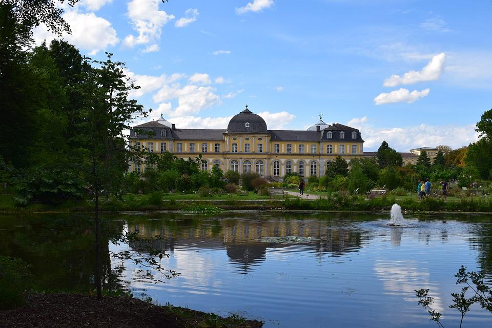 Schloß Clemensruh, Poppelsdorfer Schloß, Bonn, Germany