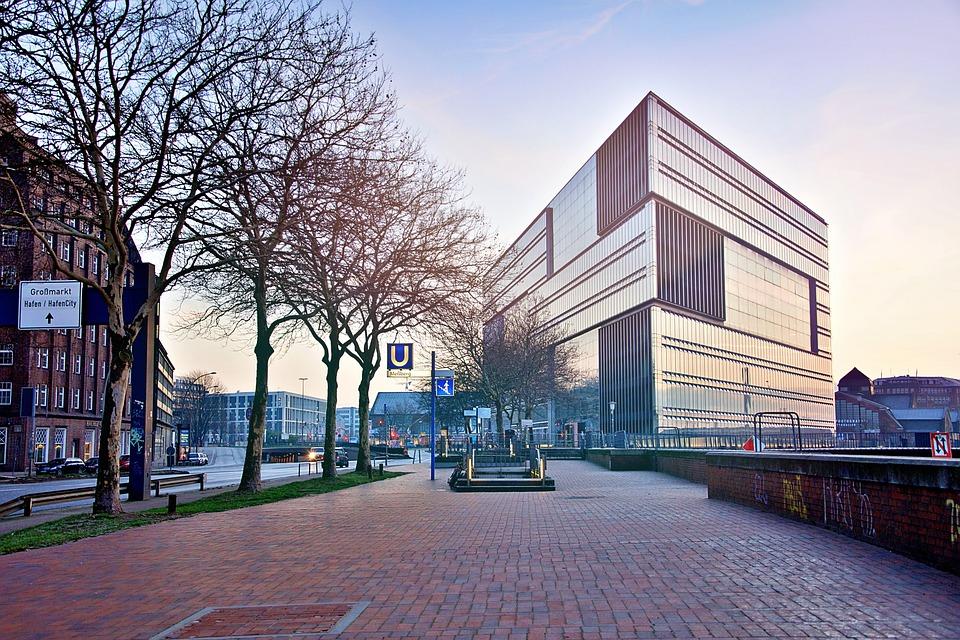 Hamburg, City, Architecture, Germany, Speicherstadt