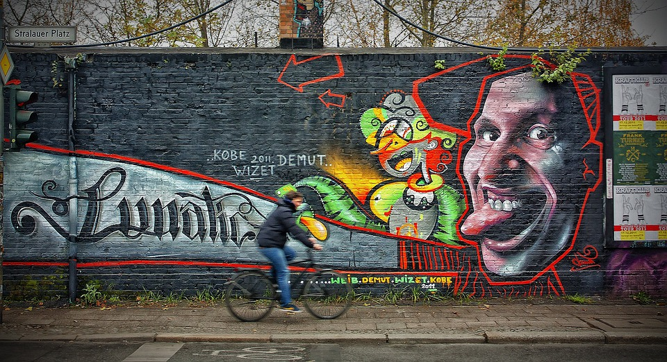 East Side Gallery, Berlin, Structures, Germany