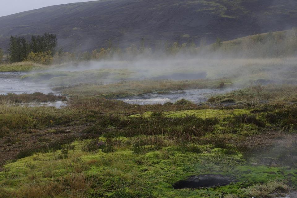 Icelandic, Geyser, Geothermal, Water, Volcanic, Hot