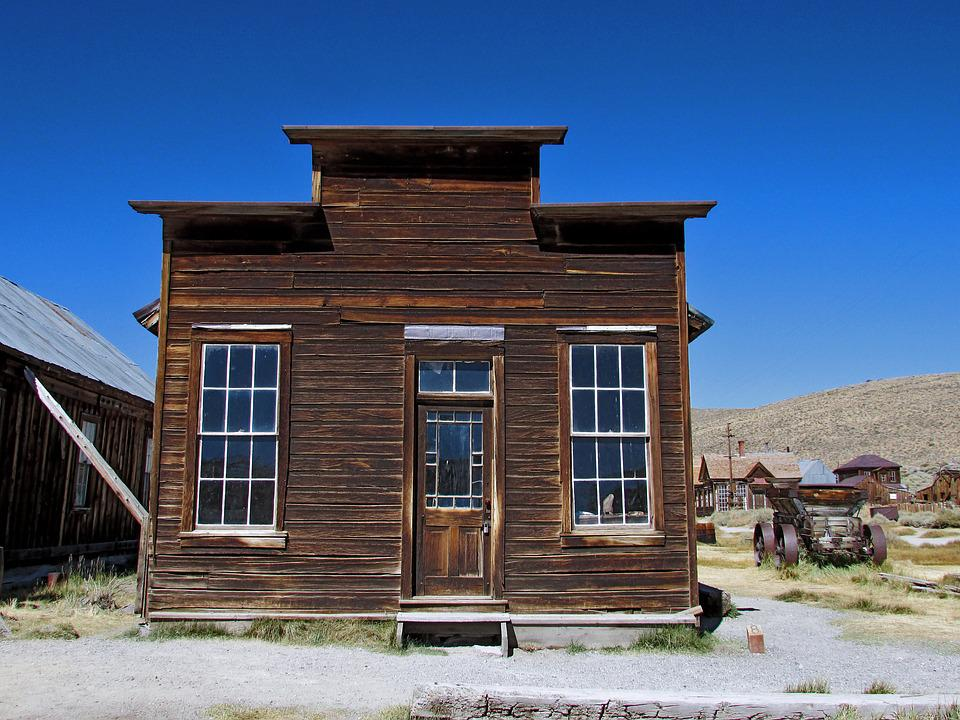 Bodie, California, Town, West, Old, Ghost, History