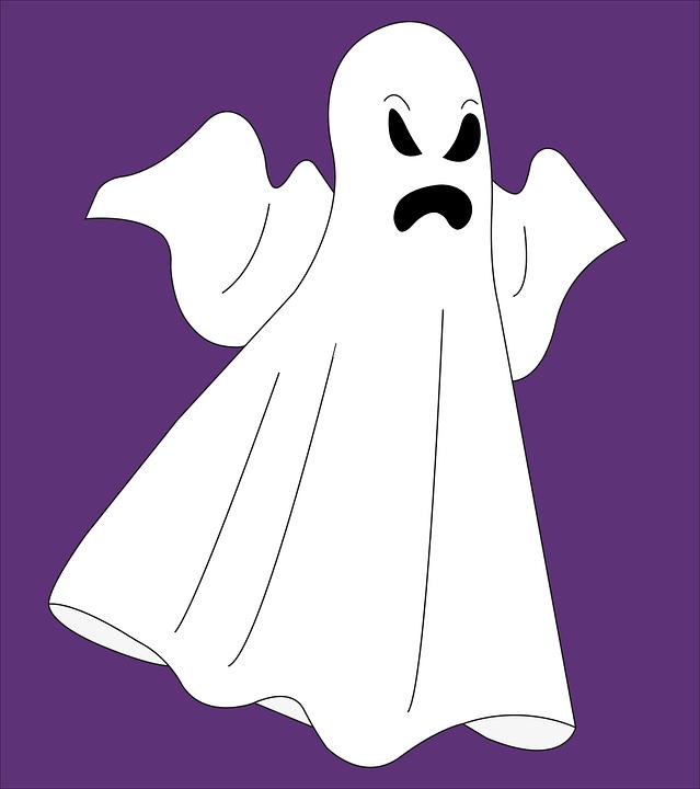 Halloween, Ghost, Icon, Ghost Icon, Halloween Icon