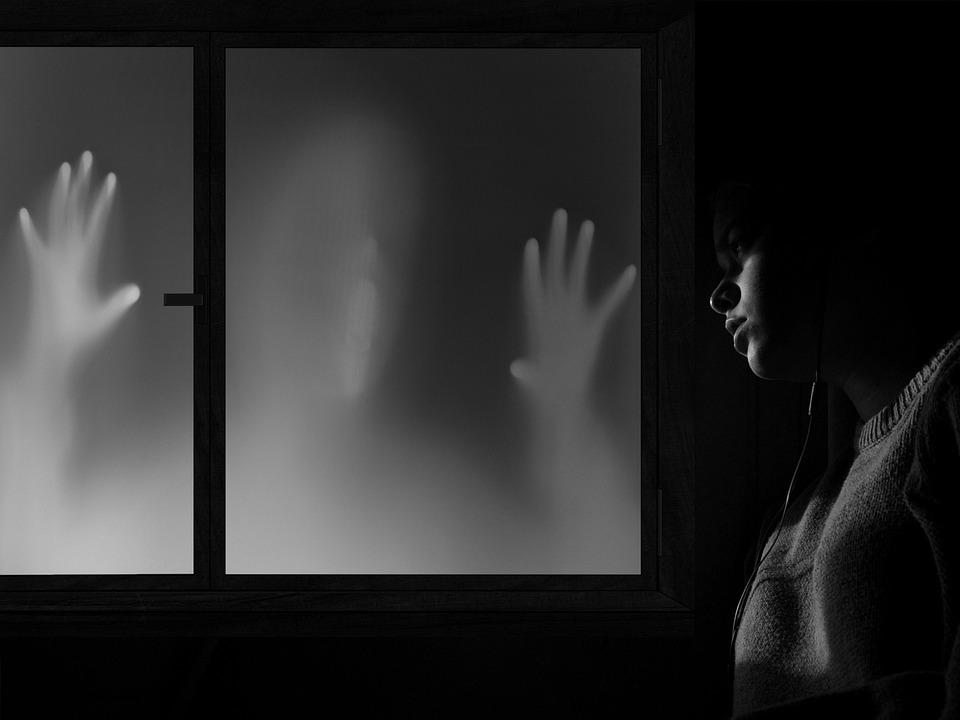 Window, Nightmare, Scary, Ghost, Terror, Mystery, Girl