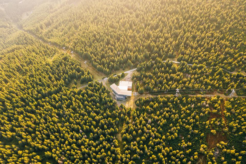 Aerial, Drone, Giant Mountains, Karkonosze, Krknose