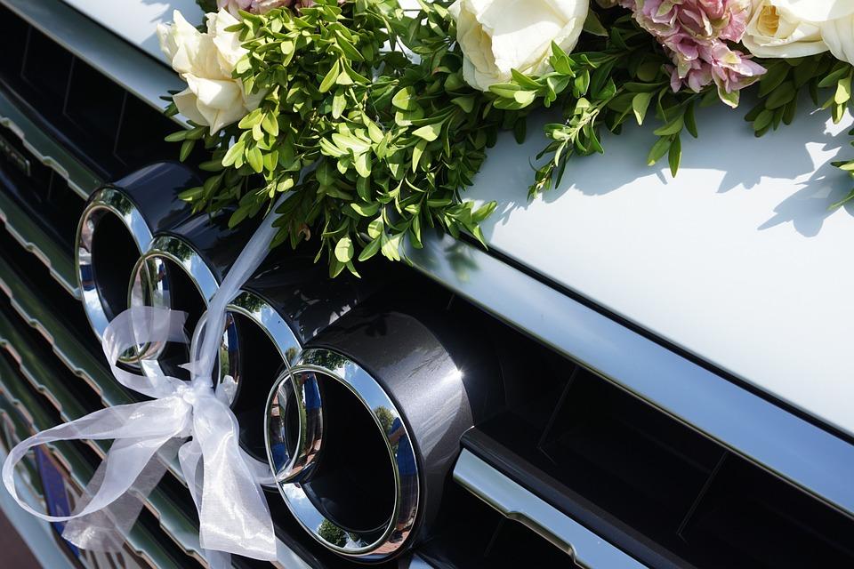 Audi, Wedding, Gift, Rings, Q7, Suv, White, Elegant