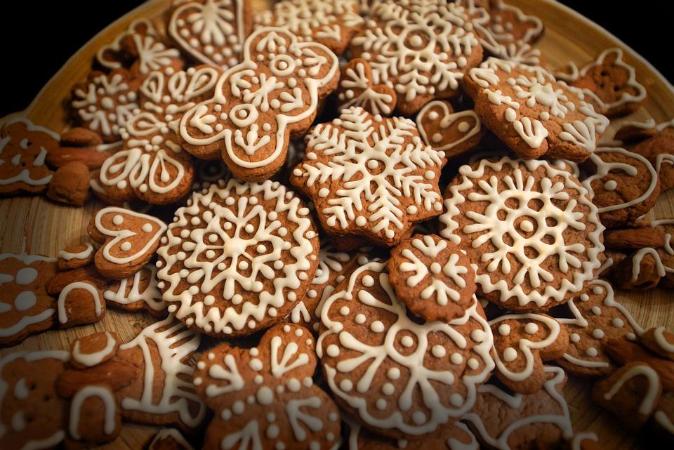 Cakes, Holidays, Ginger