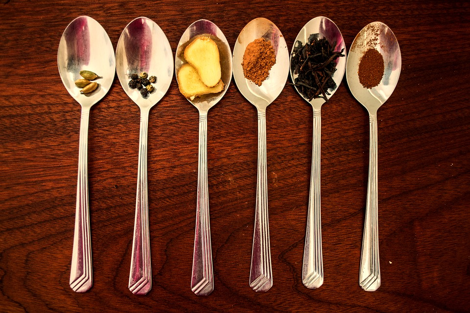 Masala, Chai, Tea, Ingredients, Spices, Ginger, Drink