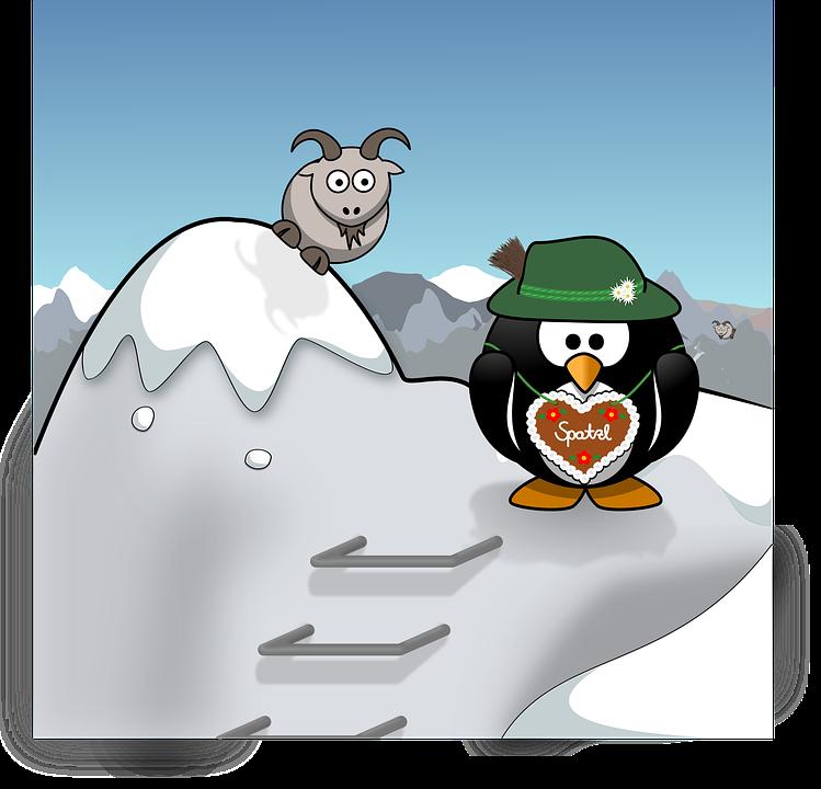Alps, Animal, Bird, Calendar, Chamois, Gingerbread