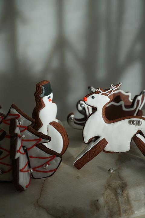Cookies, Christmas, Cookie, Holiday, Sweet, Gingerbread