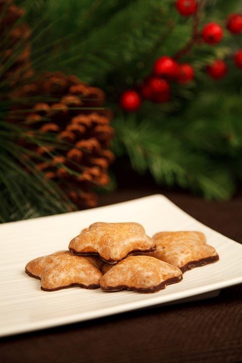 Cookies, Christmas Cookies, Advent, Gingerbread Cookies