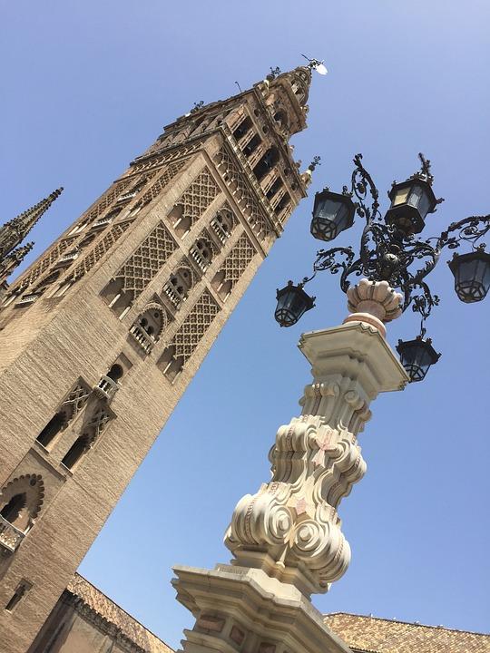 Seville, Travel, Giralda, Holiday